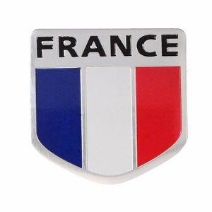 Drapeau De Voiture France Aptaf/êtes
