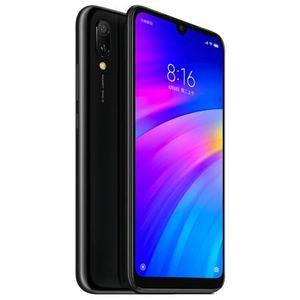 SMARTPHONE XIAOMI Redmi 7 3Go RAM 32Go ROM Eclipse Noir
