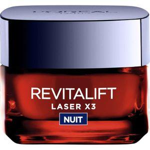 ANTI-ÂGE - ANTI-RIDE L'OREAL PARIS Revitalift Laser Nuit 50 ml 50ML