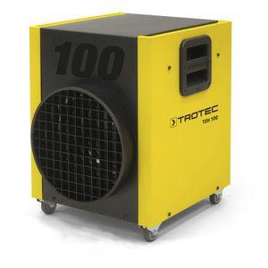 RADIATEUR D'APPOINT Chauffage électrique de chantier Trotec TEH 100