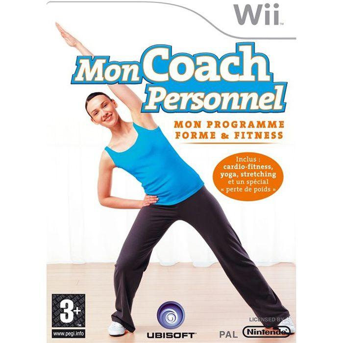 MON COACH PERSONNEL : Mon programme Forme et Fitne - Achat ...