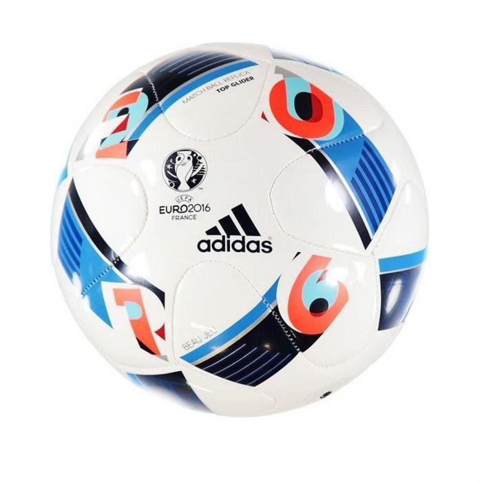 Ballon de Football Adidas Top Glider Euro 2016, taille 5