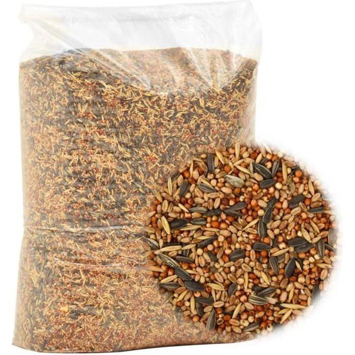 Nourriture pour oiseaux 25 kg-TIPTOP-co