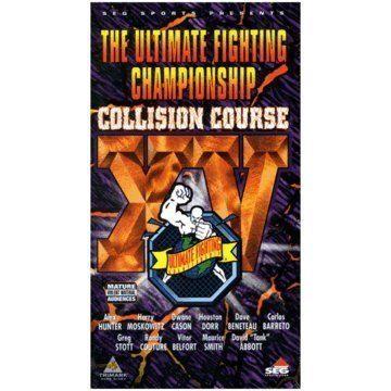 DVD UFC 15 : Collision Course