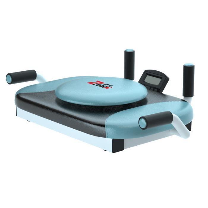 Planche de poussée multifonctionnelle pour la perte de poids, appareils abdominaux, entraînement amincissant à domicile-A