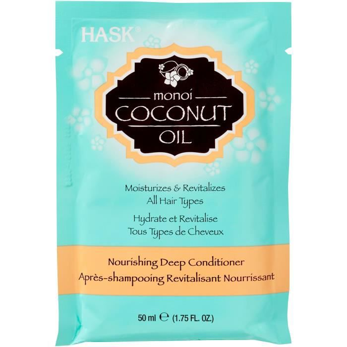Hask - Soin après shampoing Coco 50 gr