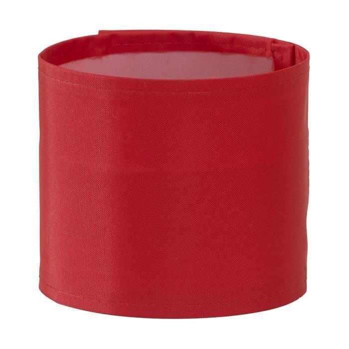 Brassard de sécurité haute visiblité - HVW066 - rouge
