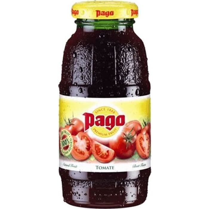 Pago Tomate 20cl (pack de 12)