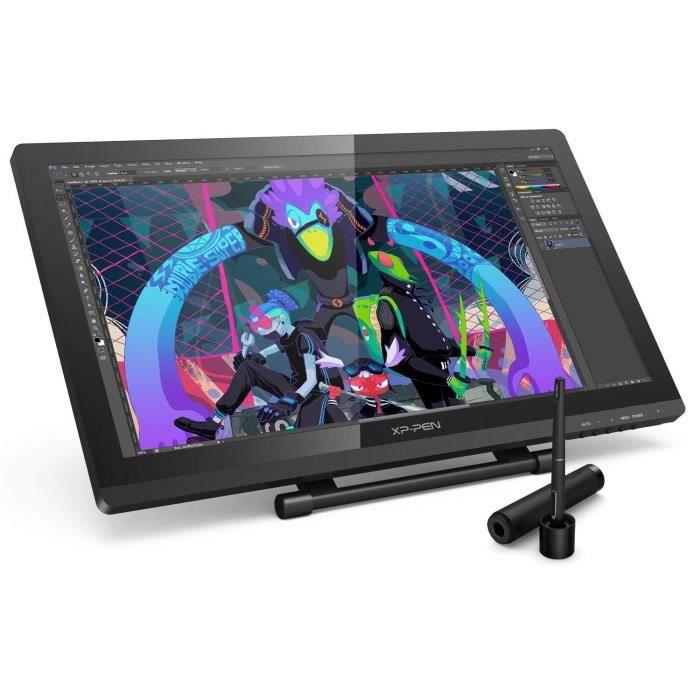 TABLETTE GRAPHIQUE XP-Pen Artist22PRO Tablette Graphique avec Écran à