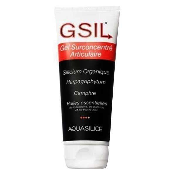 COMPLÉMENT ARTICULATION Aquasilice Gsa Gel Surconcentré Articulaire