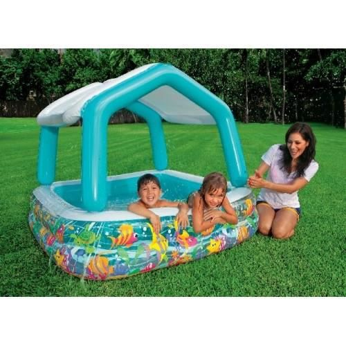Piscine croisillons de intex for Piscine hors sol le bon coin