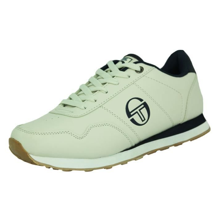 sergio tacchini gaspari chaussures mode homme ecru beige. Black Bedroom Furniture Sets. Home Design Ideas