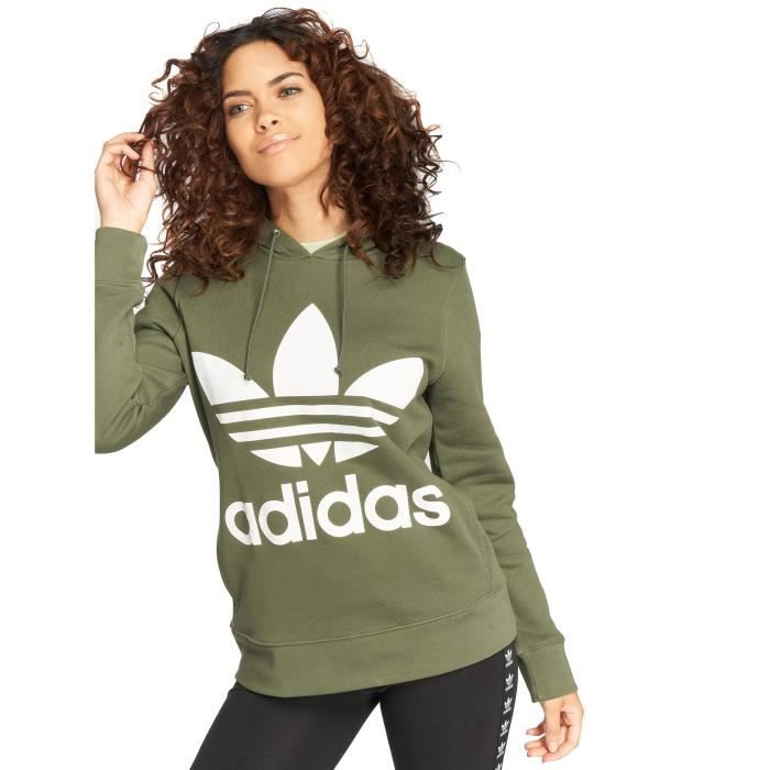 sweat adidas femme vert outlet online c74d0 4c9f3