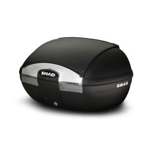 Shad D1B40BOR Visserie pour Grille de Coffre SH40 Noir