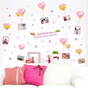 stickers muraux cadre photo achat vente stickers. Black Bedroom Furniture Sets. Home Design Ideas
