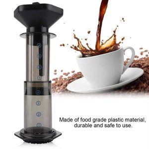 MACHINE À CAFÉ Fihero Machine à expresso Ensemble de filtre à caf
