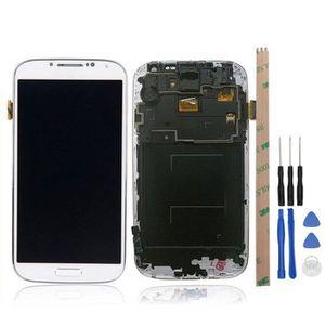 ECRAN DE TÉLÉPHONE VITRE TACTILE + ECRAN LCD Samsung Galaxy S4 i337 M