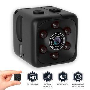 APPAREIL PHOTO RÉFLEX BW Caméra cachée améliorée Maison 1080p Mini FullH