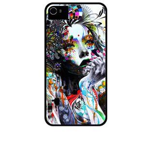 COQUE - BUMPER The Kase Collection Coque pour Apple iPhone 4/4S,