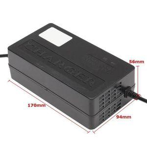 Aexit Chargeur /électrique rechargeable de batterie au lithium de scooter 60V 12AH de v/élo /électrique NY411906W854497U