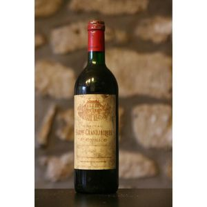 VIN ROUGE Chateau Sarpe Grand Jacques 1986 Simple