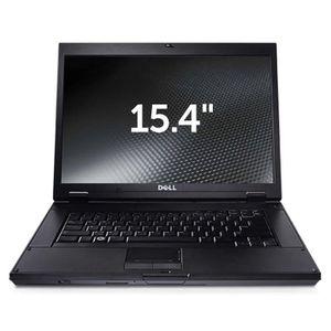 PC RECONDITIONNÉ DELL LATITUDE E5500 - Cel 2Ghz 4Go 120Go 15.4