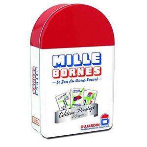 BALISE - BORNE SOLAIRE  Dujardin Jeux - Milles Bornes - Le Jeu Du Coup-Fou