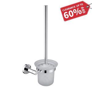 BROSSE WC HOMELODY Brosse WC Brosse à Toilette Brosse de Toi