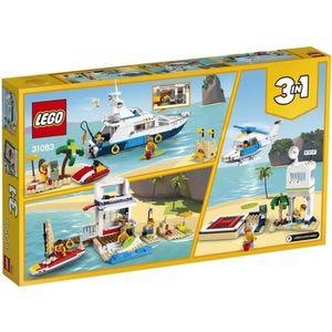 ASSEMBLAGE CONSTRUCTION LEGO® Creator 31083 Les Aventures en Croisière