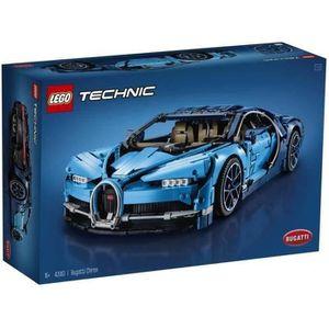 ASSEMBLAGE CONSTRUCTION LEGO® Technic 42083 Bugatti Chiron