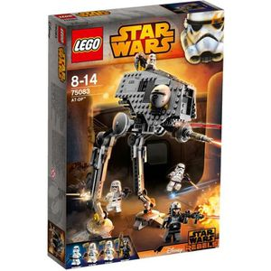 ASSEMBLAGE CONSTRUCTION LEGO® Star Wars 75083 AT-DP