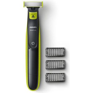 TONDEUSE MULTI-USAGES PHILIPS One Blade QP2520/20 Tondeuse à barbe - 3 p