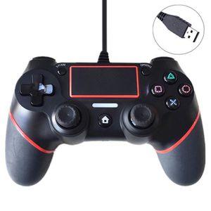 MANETTE JEUX VIDÉO Manette De Jeu Filaire Pour Sony Playstation Ps4 (