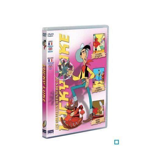 DVD DESSIN ANIMÉ DVD Les nouvelles aventures de lucky luke : le ...