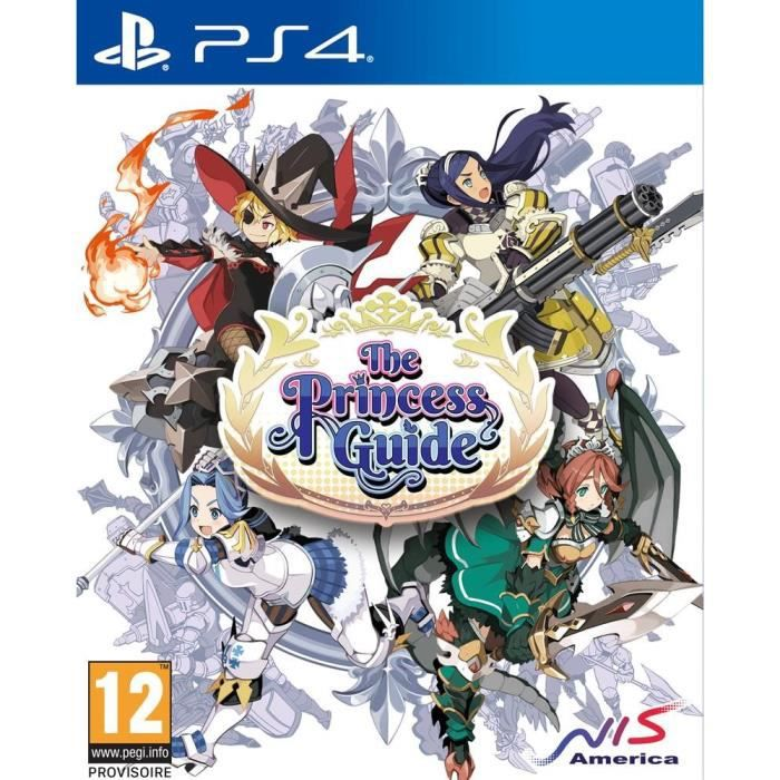 The Princess Guide Jeu PS4