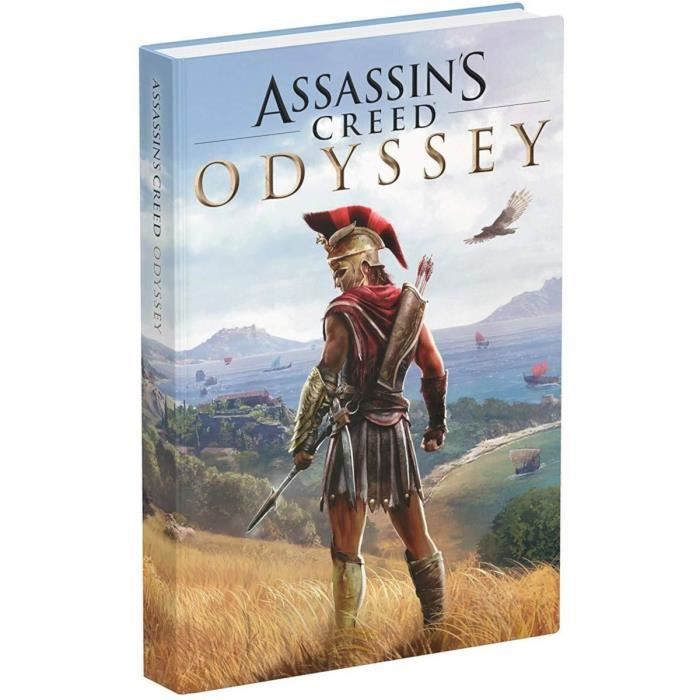 Guide de jeu Assassin's Creed Odyssey - Edition Collector