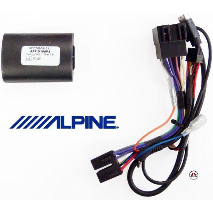 APF-D100PS - Interface commande au volant - Cit…