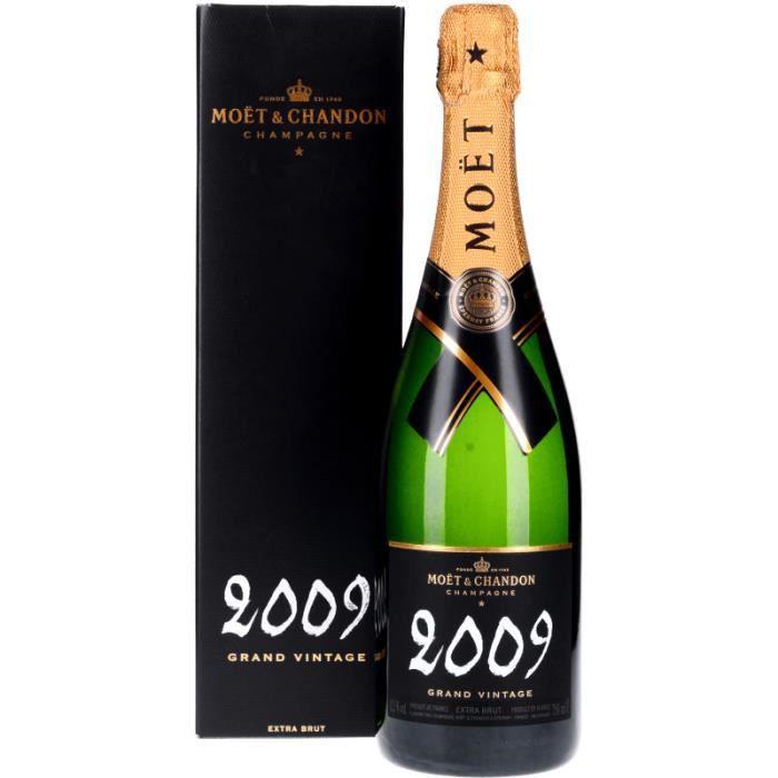 Champagne et Méthode Traditionnelle - Champagne Moët et Chandon - Bouteille 75cl 4>Effervescent