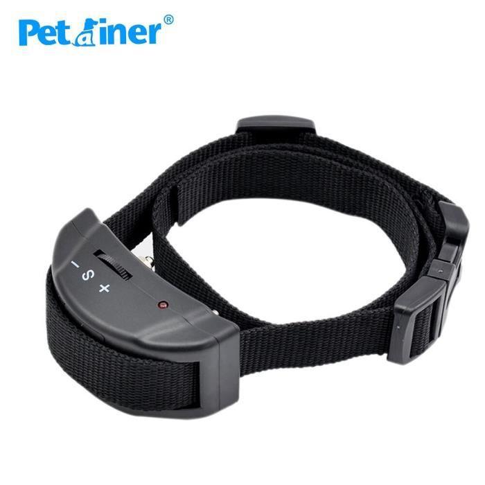 collier Anti-aboiement pour chiens, 7 niveaux, offre spéciale, 852 [0EE1138]
