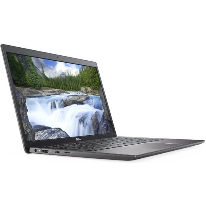 DELL Ordinateur portable Latitude 3000 3301 - 33,8 cm 13,3- - 1366 x 768 - Core i5 i5-8265U - 8 Go RAM - 256 Go SSD