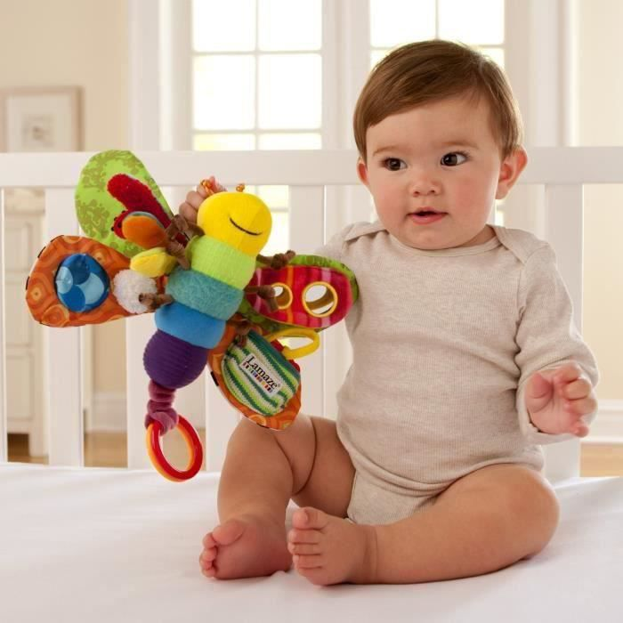 Freddie La Luciole pour Bébé de Cadeau Jouets d'Éveil Bébé Convient Dès la Naissance
