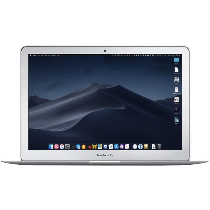 PC RECONDITIONNÉ Apple MacBook Air A1465 (MJVM2LL/A - Début 2015) 1