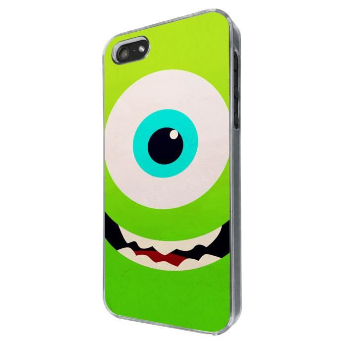 Monsters inc wazowski outfit iphone 4 4s fashion trend - Espionner portable sans y avoir acces ...
