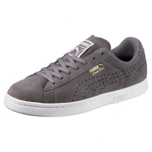 gris Basket Mode Suede Gris Court 46 Star Puma 4gXpqwg