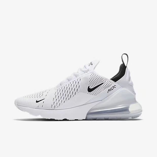 chaussure homme nike air max 270 blanc et rouge