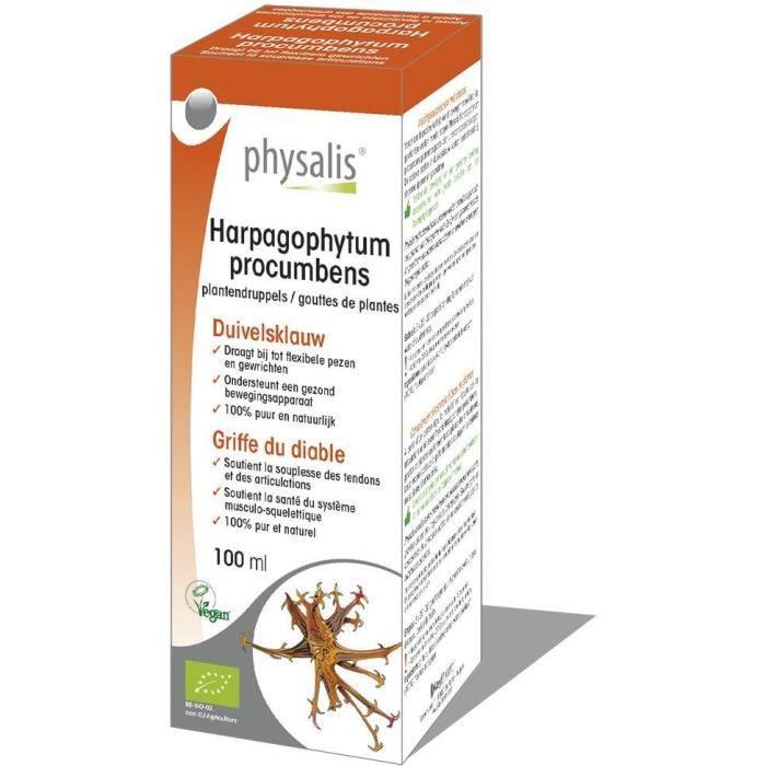 harpagophytum gouttes