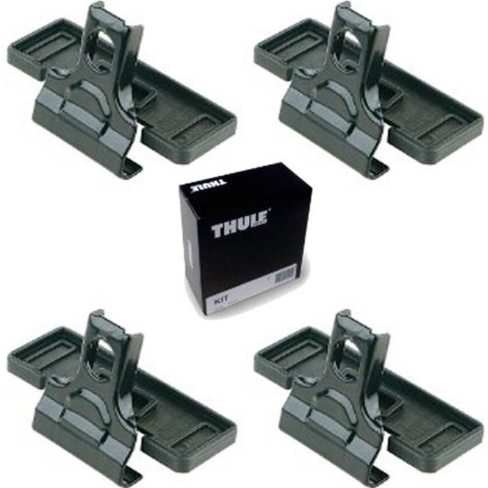 Thule 4029 Kit pour Barres de Toit Set de 4
