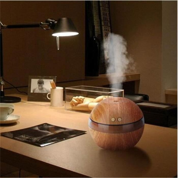 Humidificateur Aromatiseur d\'Air Deco Maison Relaxation Zen ...