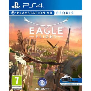 JEU PS VR Eagle Flight VR