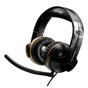 CASQUE AVEC MICROPHONE Thrustmaster Micro-Casque Gamer Y-300CPX GRWL Edit